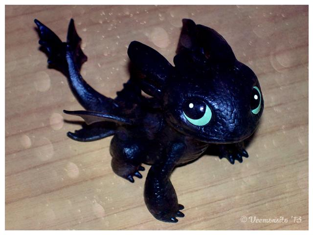 Cute Toothless By Veemonsito On DeviantArt