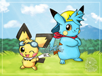 Team Chu by Veemonsito