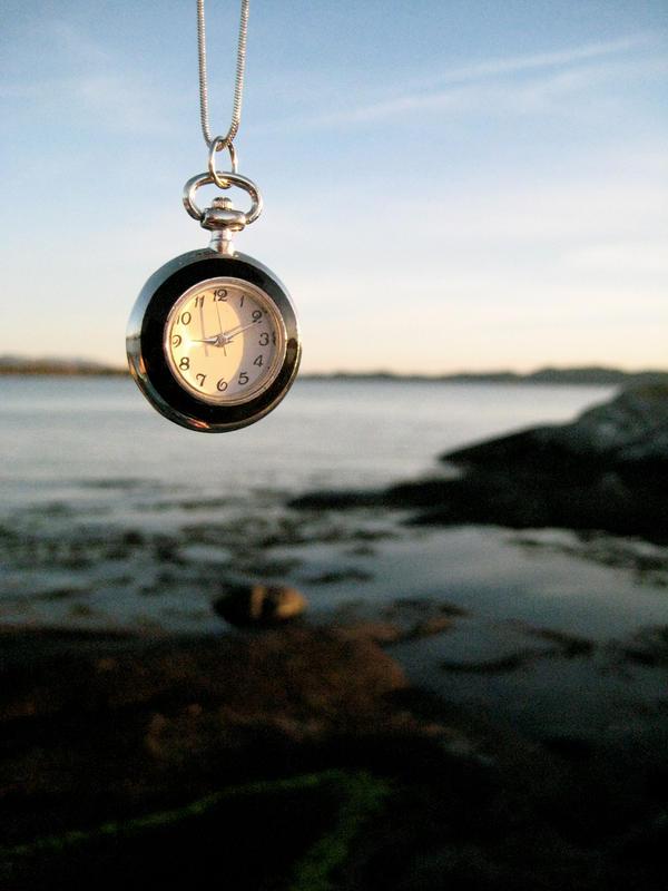 Clock by Odafn
