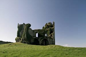 Ballycarberry Castle by Ness8Bit