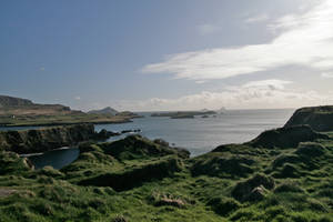 Ring of Kerry coast by Ness8Bit