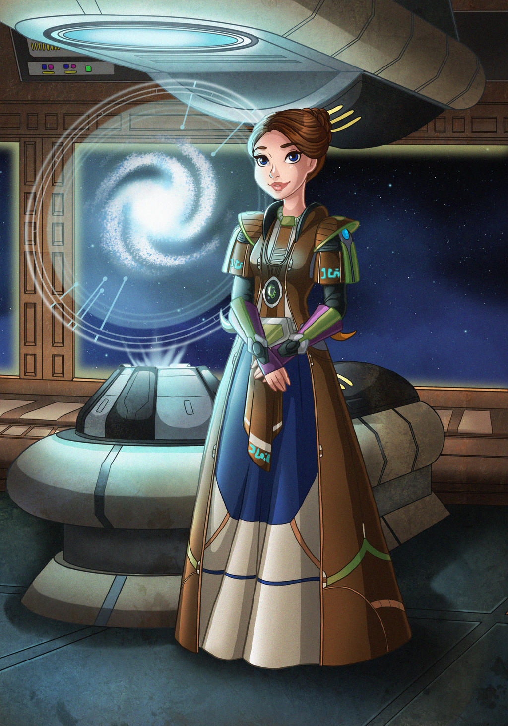 Swtor jedi consular by chankljp on deviantart for Who is a consular