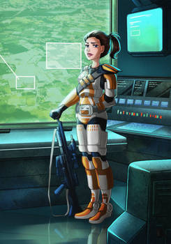 SWTOR: Republic Trooper