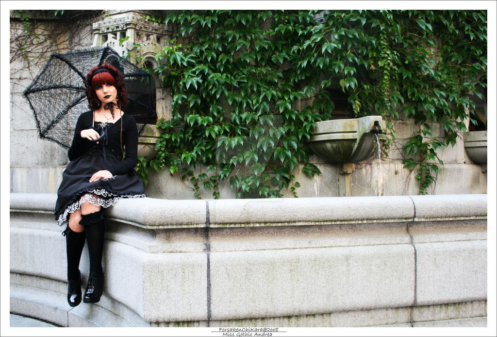 Miss Gothic Andrea