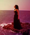 Waiting by the Sea by Ravenshymn