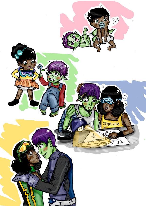 childhood friends by superlucky13