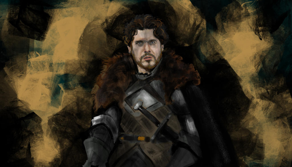 Robb stark by oznasl