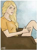 Request: Annabeth by incredibru