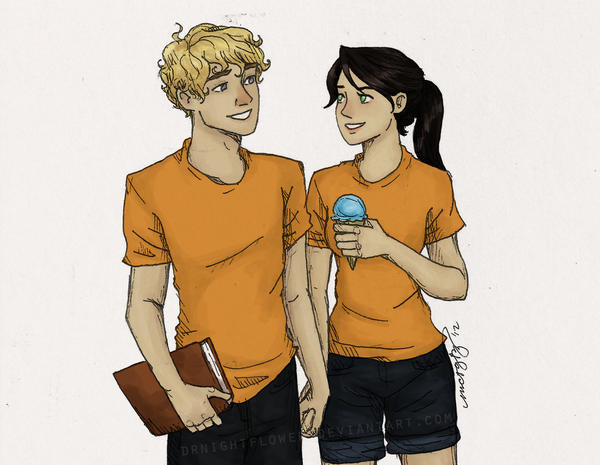 Percabeth Gender Bend by incredibru