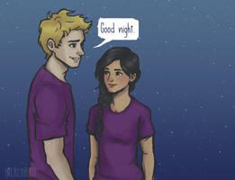 Good Night by incredibru