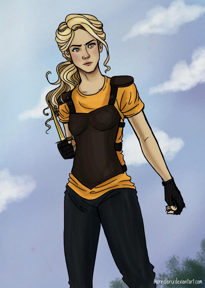 Annabeth by incredibru