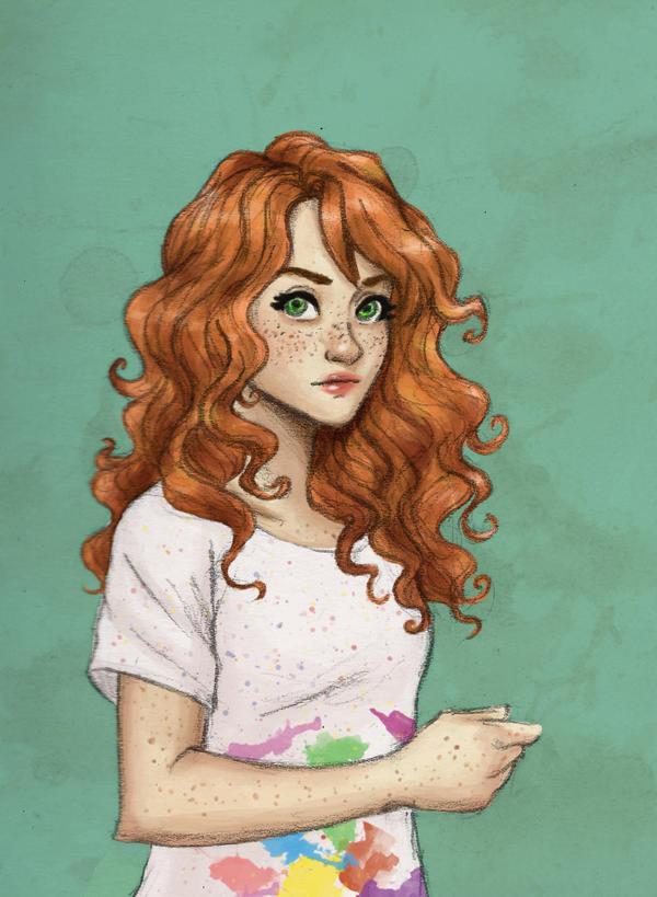 Rachel Elizabeth Dare by incredibru