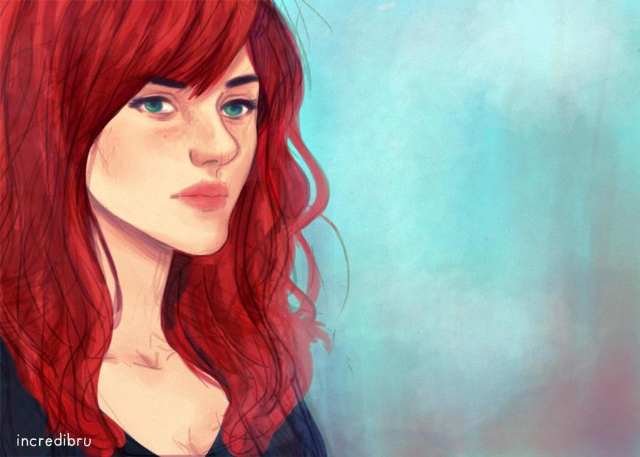 Natasha by incredibru