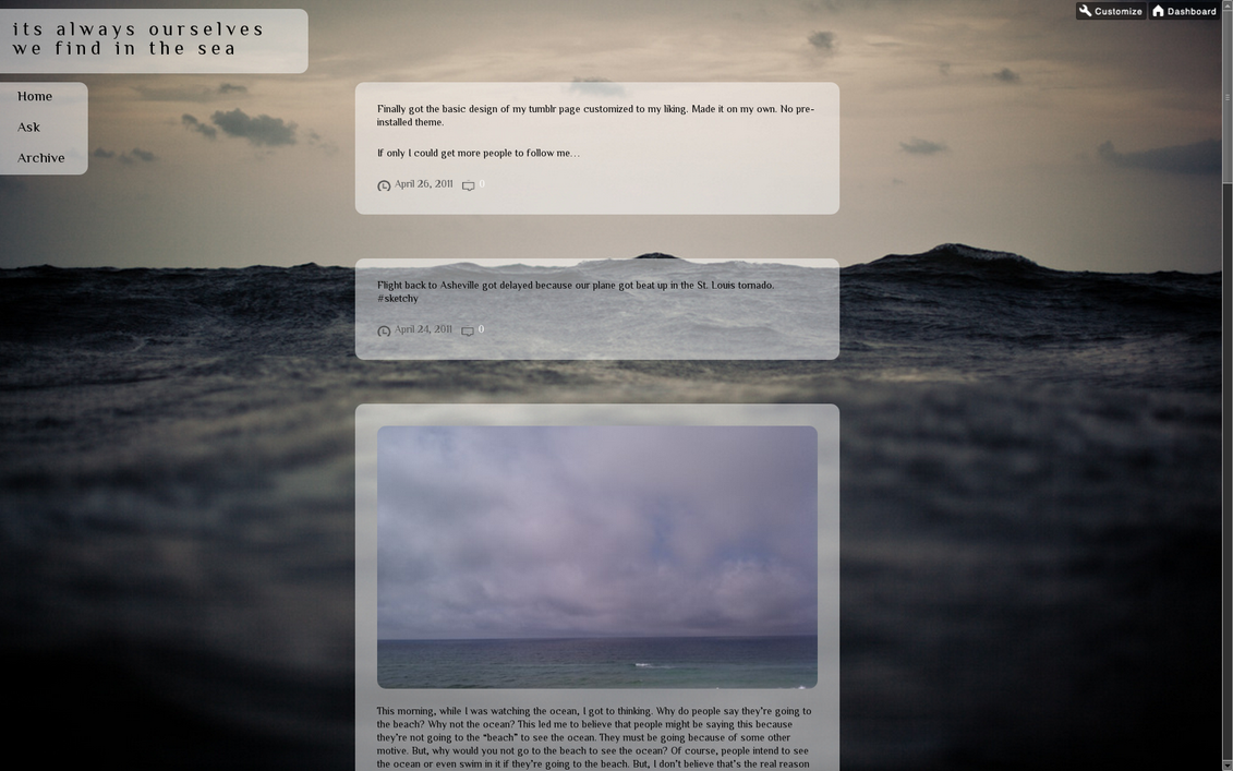 how to add a background image to your tumblr theme