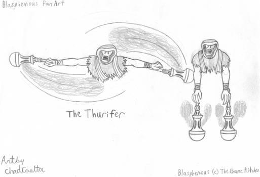 Blasphemous Thurifer