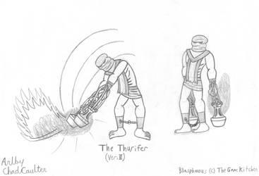 Blasphemus Thurifer Ver.2