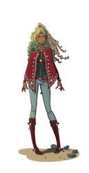 Ranger girl by c-a-s