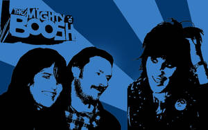 Mighty Boosh Wallpaper by CathsArt