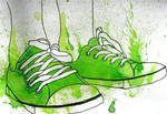 Good For Your Sole - Green