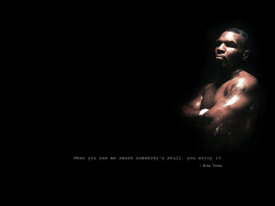 Mike Tyson Wallpaper By Yalik