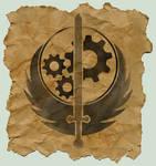 Brotherhood of Steel poster