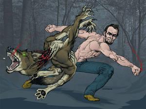 Lincoln Hates Werewolves