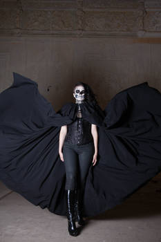 Lady Death - female stock