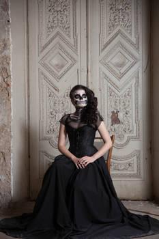Lady Death 2 - female stock