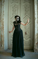 Lady Death 4 - female stock by Dea-Vesta