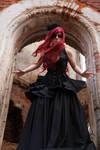 Gothic Queen 11 - female stock