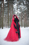 Red Riding Hood - female stock