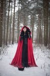 Red Riding Hood 5 - female stock