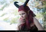 Forest demon - female stock