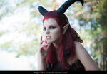 Forest demon 3 - female stock