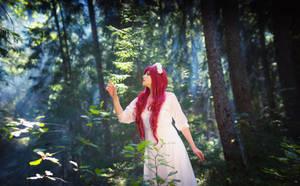 Ariel - female stock by Dea-Vesta