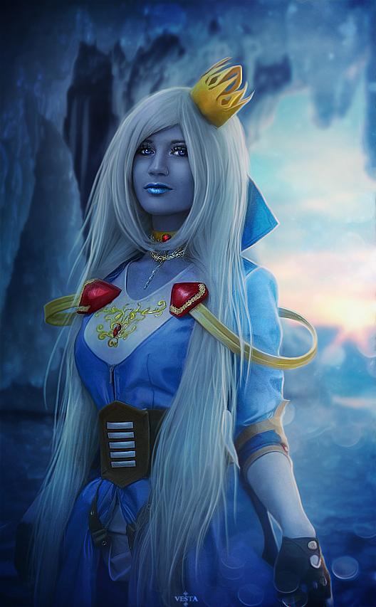 Ice Queen by Dea-Vesta