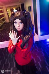 Rin Toshaka by OperaCosplay