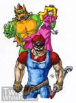Super Super Mario