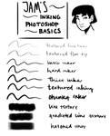 Inking Brushes