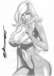 Commission - Blackcat