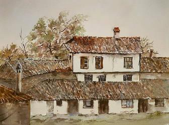 Eski zaman - Old times by angora39