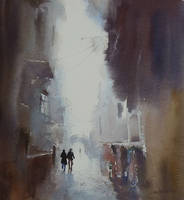 Boulevard of mists by angora39