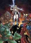 She-ra wars with Horde
