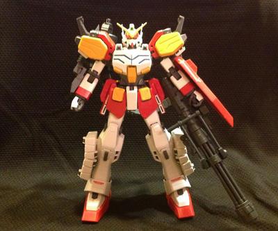Heavyarms Gundam MG by Voodoorider