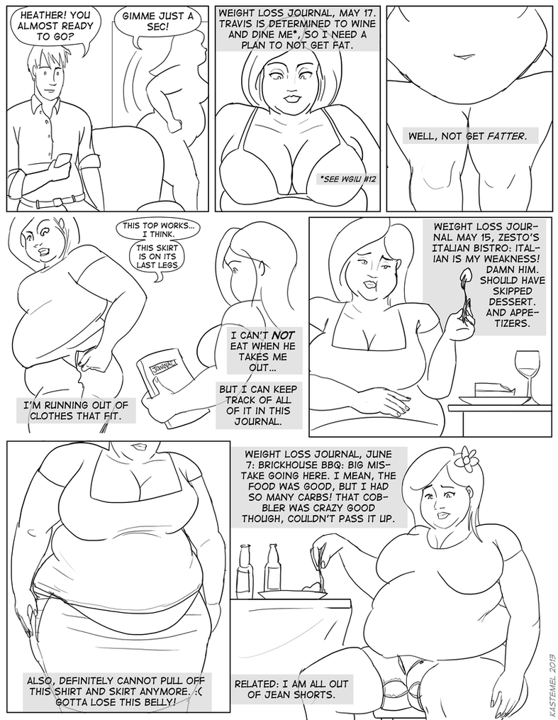 How to lose weight without reducing cup size