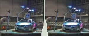 VW Phaeton HDR 3D
