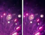 Fireworks Crossview 3D