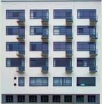 Bauhaus Dessau II ANAGLYPH 3D
