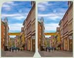 Pedestrian Zone - Cross Eye 3D