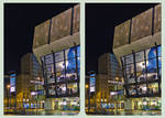 The Concert Hall  Cross Eye 3D